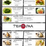 Salads - Tempura